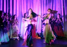 "Gala ""Postcards from Cairo"" im Variete Freigeist in Viersen"