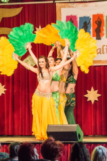 5. Orientalische Tanznacht Gastauftritt